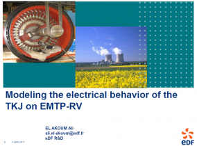[DLL]_Modeling the electrical behavior of the TKJ on EMTP-RV